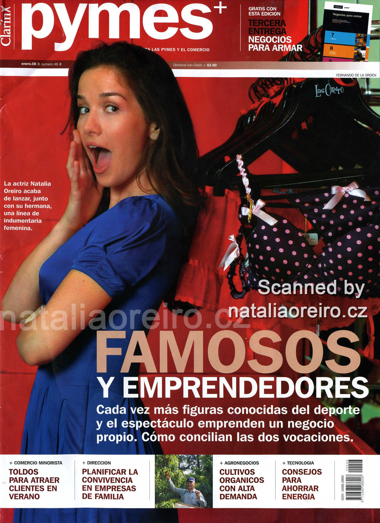 d48693fed Natalia Oreiro - Simplemente Natalia Chequia .