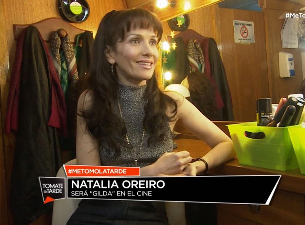 Natalia Oreiro - Simplemente Natalia Chequia: