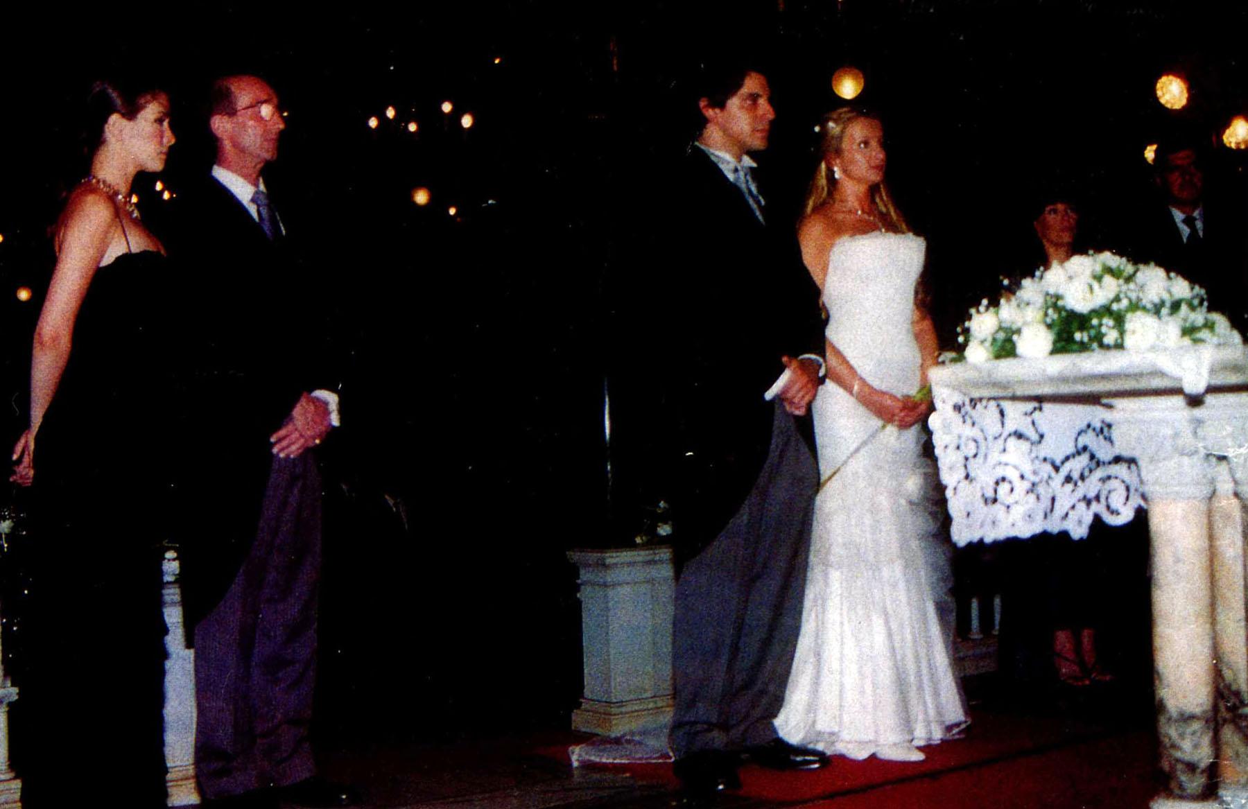 Natalia Oreiro couple
